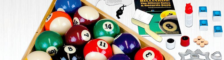 Billiard Supplies