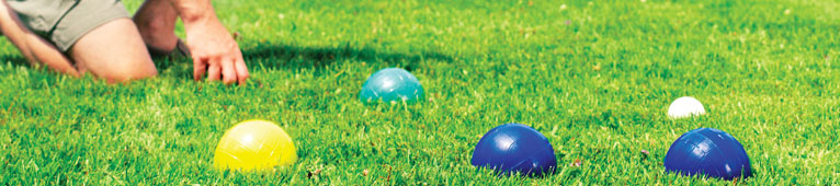 Play Bocce Ball with Franklin's Bocce Ball Sets