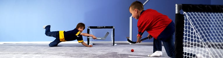 Knee Hockey