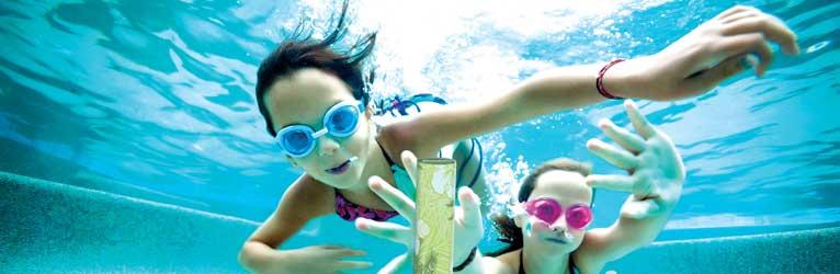 Pool aquatics games