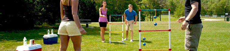 Ladder Ball Games & Redneck Golf