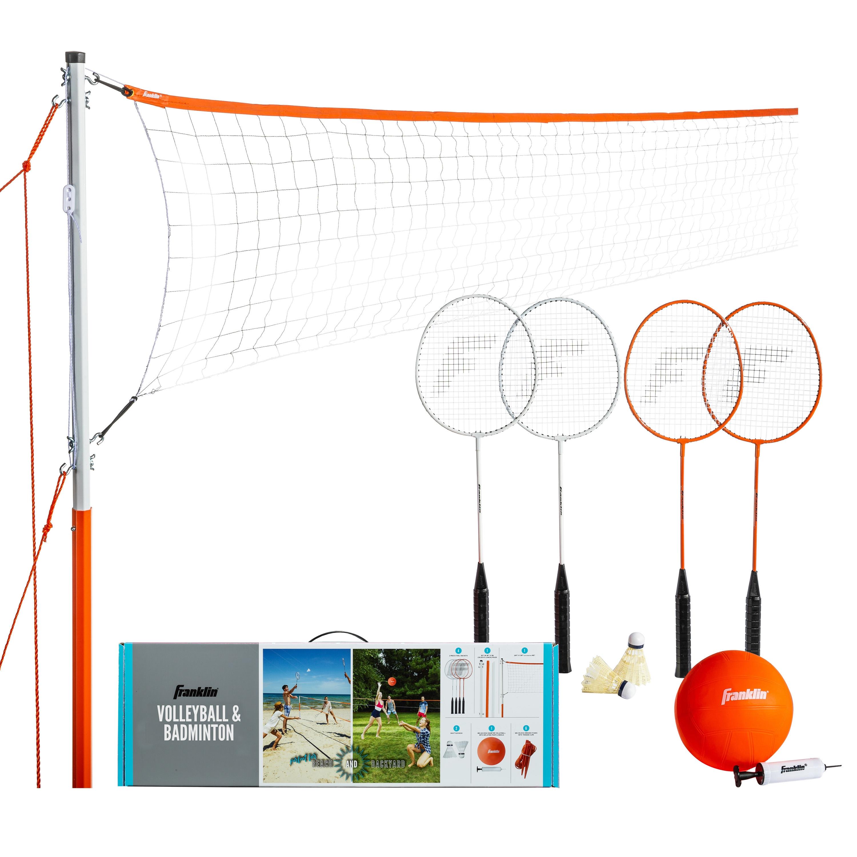 Franklin Volley /& Badminton ersatznetz-volleyballnetz-badmintonnetz