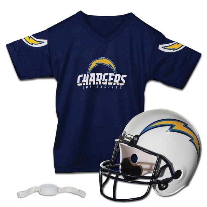 NFL® Helmet and Jersey 3 Piece Set