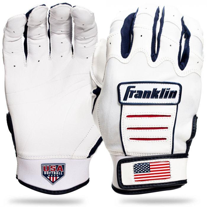 Franklin CFX Femme fastpitch Softball Gants de batteur