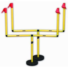 Franklin Sports Youth Football Goal Post Set - Kids ...