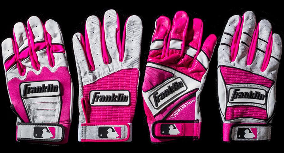 Franklin Mother's Day Batting Gloves