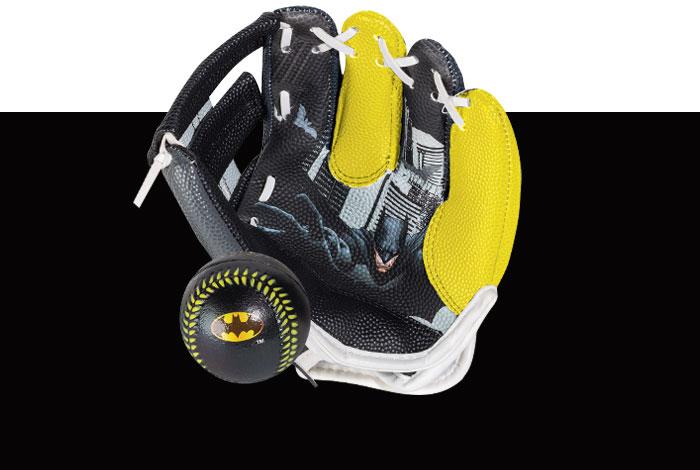 batman sports gear