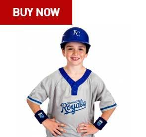 kansas city royals kids uniform set