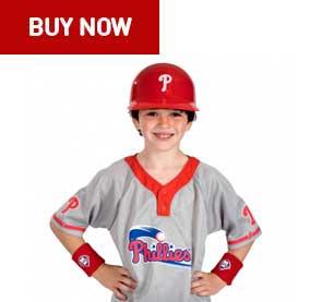 philadelphia phillies kids uniform set