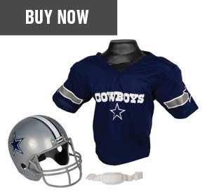 dallas cowboys gear for kids