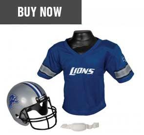 detroit lions costume