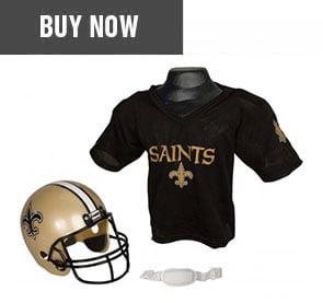 new product 66725 6fbf2 New Orleans Saints NFL Fan Gear | Franklin Sports