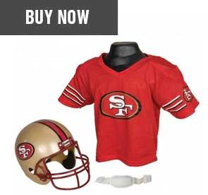kids 49ers jersey