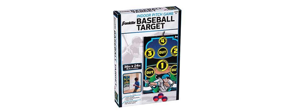 baseball target toss