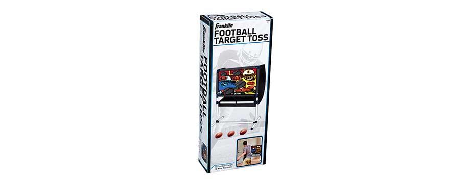 football target toss franklin sports