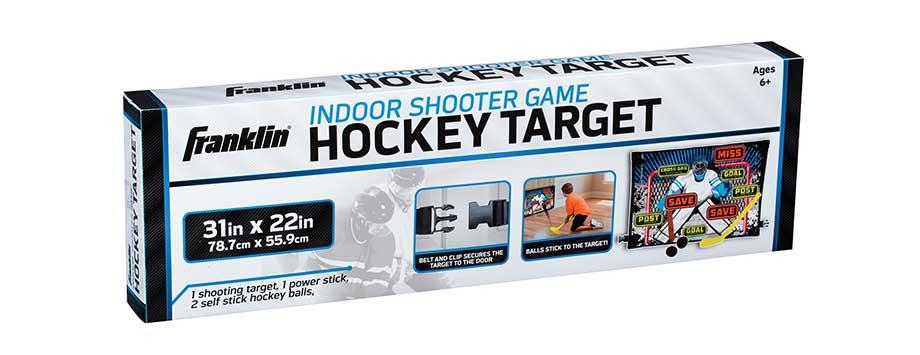 indoor hockey shooting target
